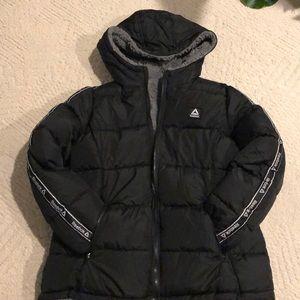Reebok men's puffer jacket size medium